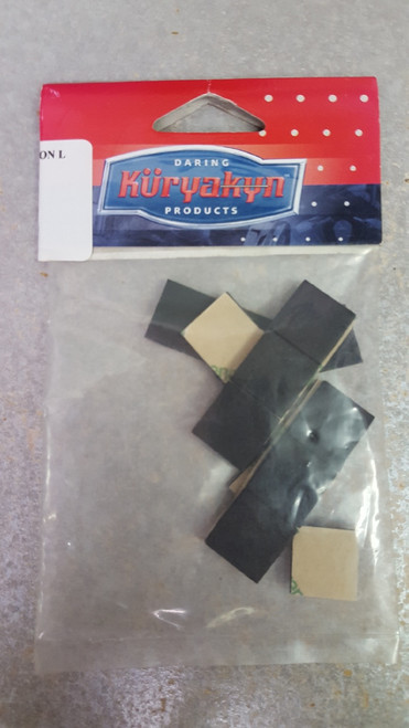 *CLEARANCE* Kuryakyn 20 PC Pack Adhesive Tack Pads