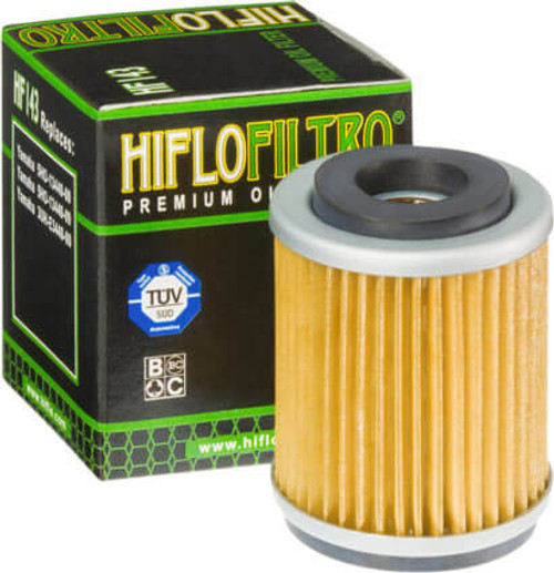 *CLEARANCE* Hiflofiltro Oil Filter for Street/Offroad/ATV (Click for Fitment)