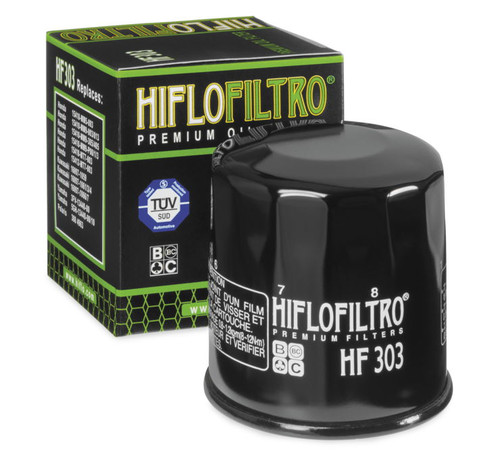 *CLEARANCE* Hiflofiltro Oil Filters for Street/ATV/UTV (Click for Fitment)