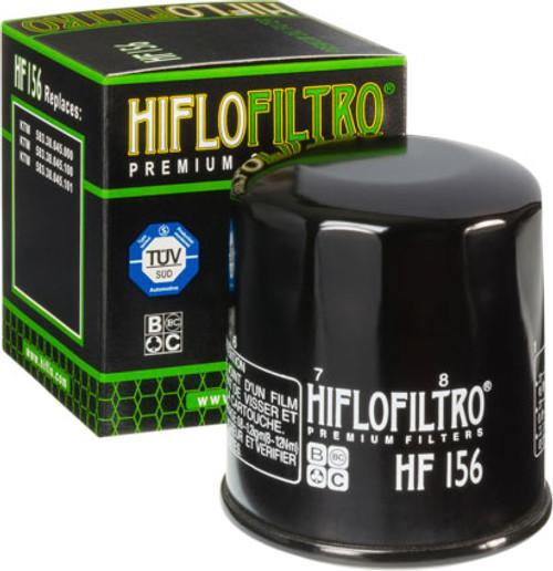 *CLEARANCE* Hiflofiltro Oil Filters for ATV/UTV (Click for Fitment) -Black