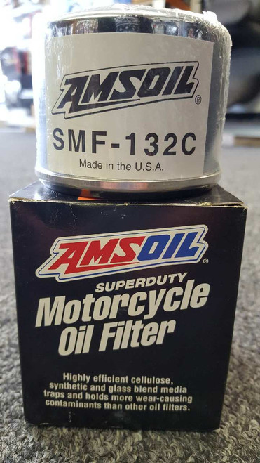 *CLEARANCE* Amsoil Motorcycle Oil Filter