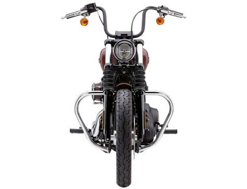 Cobra Freeway Bar for '18-Up Harley Davidson Softail Lowrider & Softail Street Bob (Choose Chrome or Black)