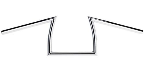 Biltwell Keystone XL Handlebars - Chrome