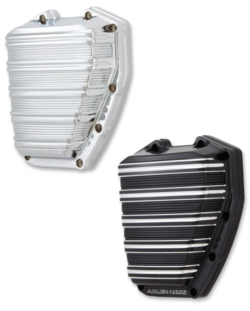 Arlen Ness 10 Gauge Cam Cover for 2005-2016 Twin Cam Models (Select Chrome or Black Anodized)
