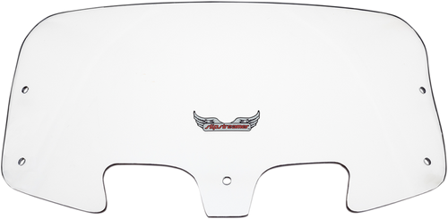Slip Streamer Replacement Windshields for '15-Up Indian Chieftain and Roadmaster - Clear or Tinted - Select Height