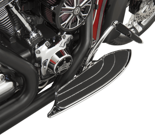 Carl Brouhard Elite Brake Pedal for '14-Up Indian Chieftain, Roadmaster, Chief Classic, Chief Vintage (Choose Chrome or Black)