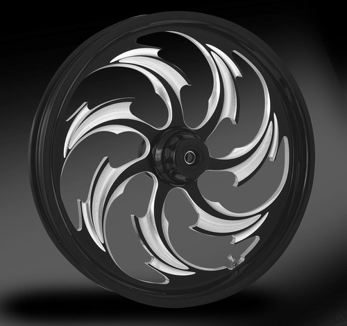 RC Components Custom Wheels for Metric Cruisers -  Eclipse (Click for fitment and Style)