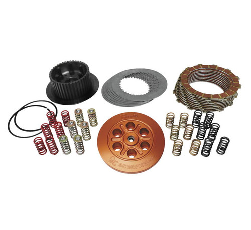 Barnett Scorpion Clutch for '11-17 Harley-Davidson Twin Cam Models with Cable Clutch