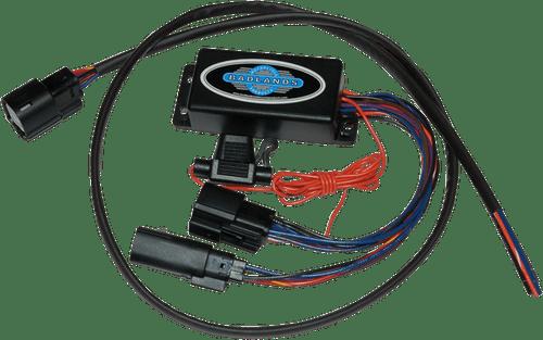 Badlands Plug-N-Play Brake Light Eliminator for '14-Up Harley Davidson FLHX, FLHTCU, FLTRX Models