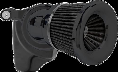 Arlen Ness Velocity 65° Air Cleaner Kit for '91-Up Harley Davidson Sportster Models (Choose Chrome or Black)