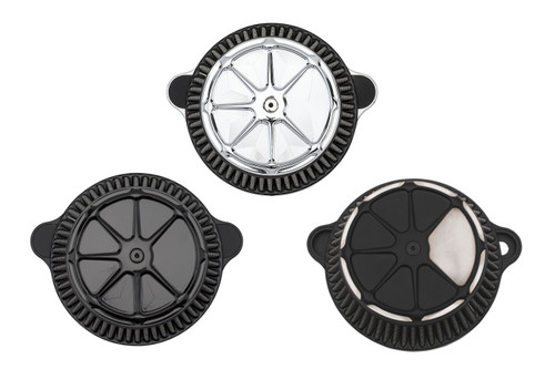 LA Choppers Fusion Air Cleaner Kits for '17-Up Harley-Davidson Touring and '18- Up Softail (Choose Finish)