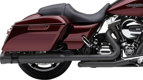 bike with Cobra Powerport Headpipes