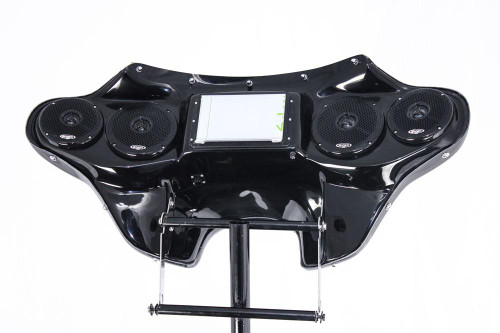 Hoppe 5566 Touch Fairing for '96-Up Harley Davidson Road King