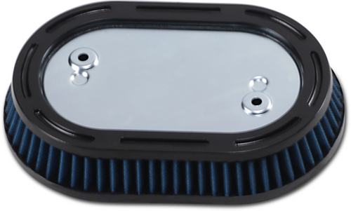 Drag Specialties High Flow Reuseable Air Filter for Harley Davidson M8 Softail Models '18-Up