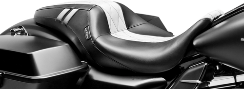 LePera Outcast GT Seats for '08-Up Harley Davidson Touring - 3 Styles