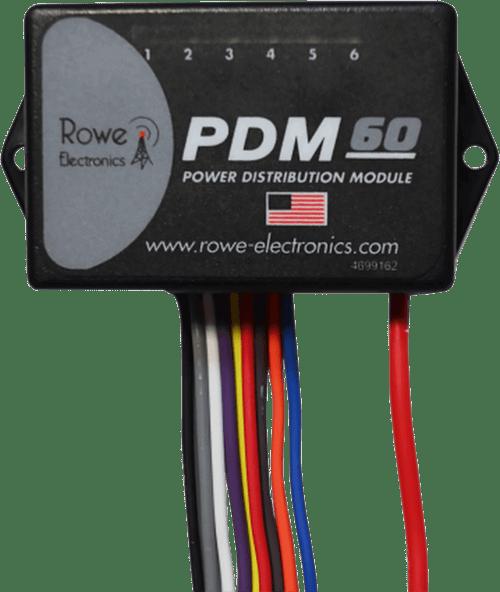 Rowe Electronics Universal PDM60 Power Distribution Module