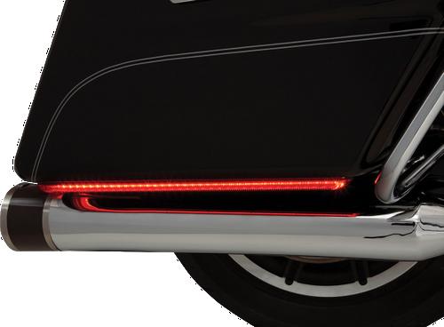 Ciro Machete Bag LED Lights for '17-Up Harley-Davidson Touring