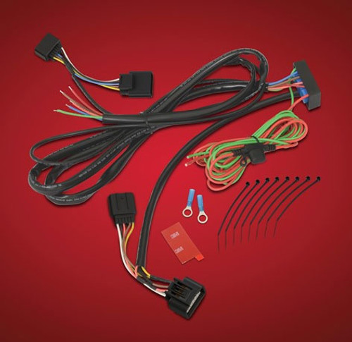Big Bike Parts Electronically Isolated Trailer Plug & Go Wire Harness for GL1800 '18-Up