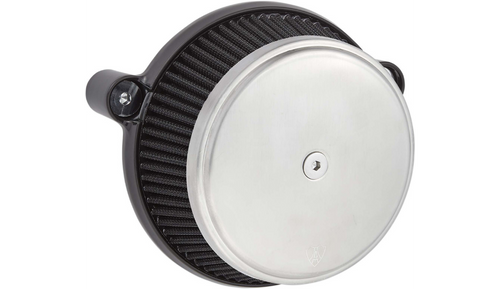 Arlen Ness Big Sucker Air Cleaner Kits for '17-Up Harley Davidson Touring and '18-Up Softail Models - Select Billet Covers