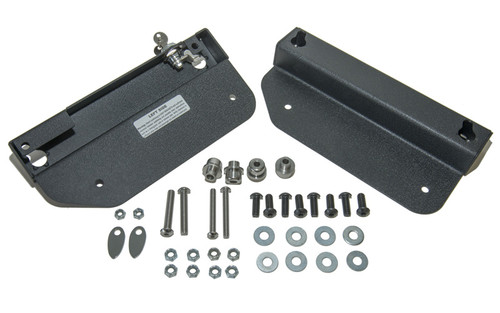 Easy Brackets Saddlebag Supports for 18-Up Harley Davidson Low Rider, Low Rider S