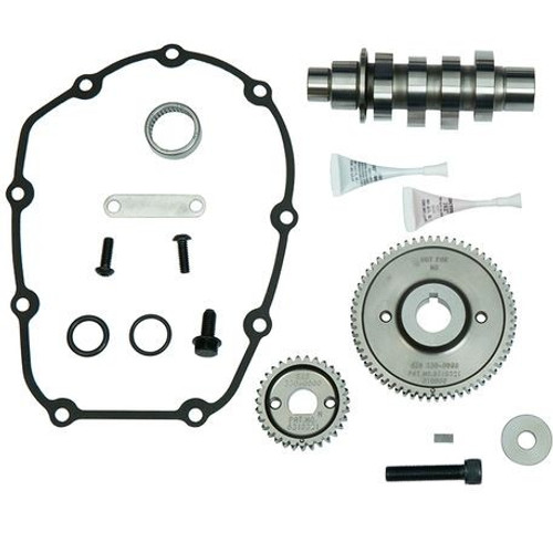 S&S Cycle 590G Chain Drive Camshaft Kit for '17-Up Milwaukee Eight Touring Models