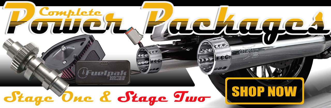 Stage 1 and 2 Complete Power Packages