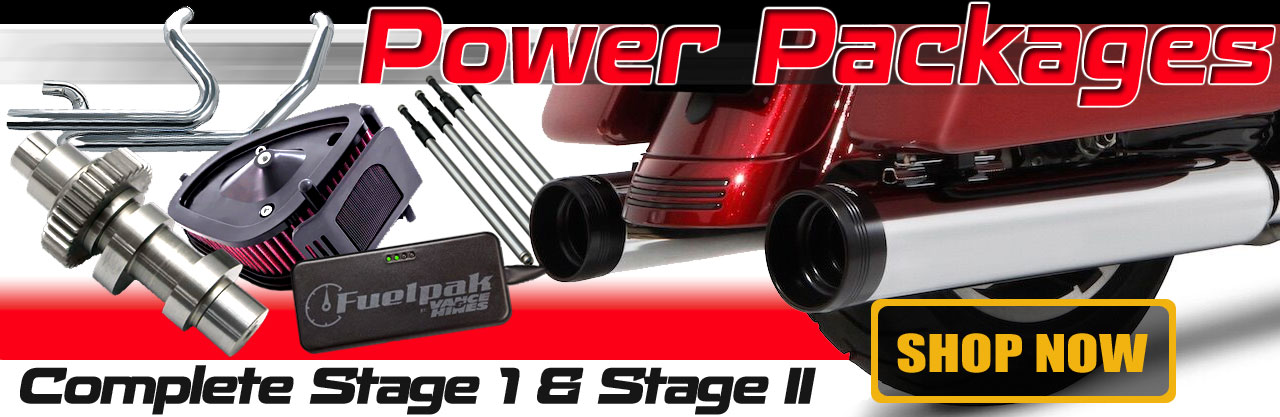 Complete Stage 1 and Stage 2 Power Packages