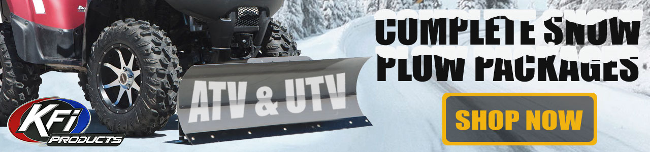 ATV/UTV Snow Plow Packages