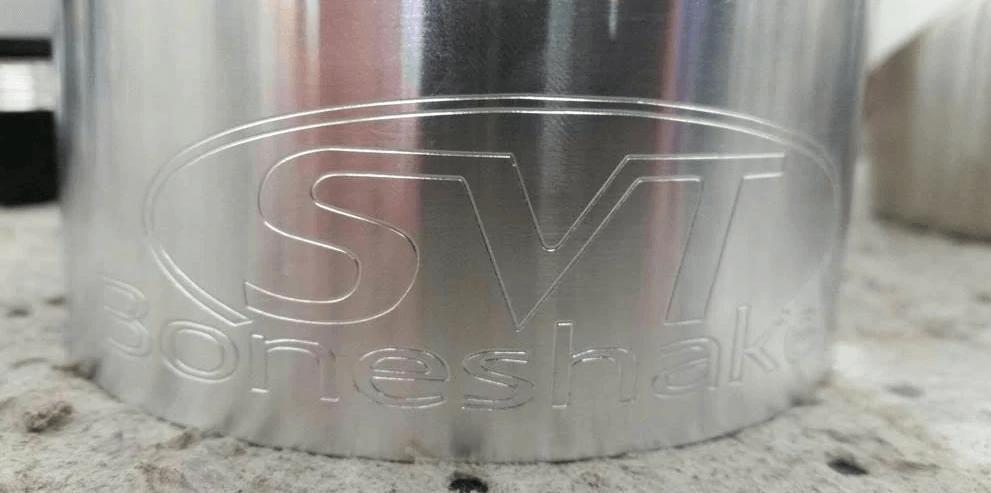 SVT Boneshaker GEN III Slip On Mufflers