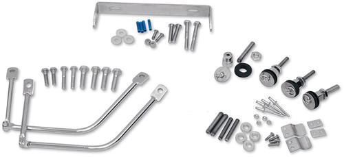 Saddlemen S4 Quick-Disconnect Saddlebag Mounting Kit for