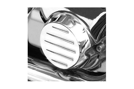 Baron Custom Accessories Ignition Cover Smooth BA-7622-00*