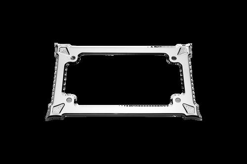 Precision Billet License Plate Frame for Harley Davidson