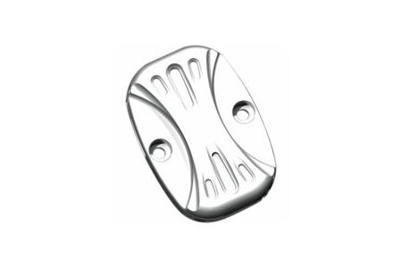 Arlen Ness Brake Master Cylinder Covers for '08-Up FLT/H-D