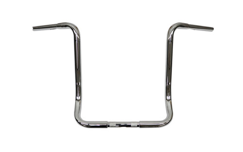 L.A. Choppers 1.25 In. Ape Hangers for '96-UpFLHT/FLHX