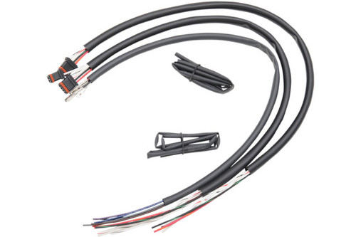 L.A. Choppers Handlebar Extension Wiring Kit for '14-15