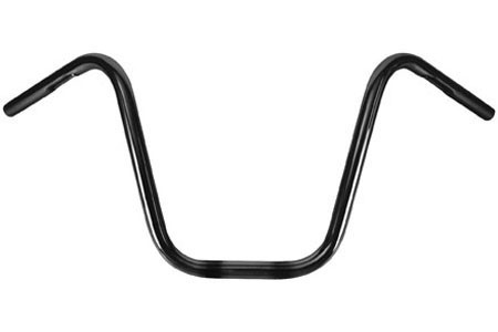 Burly Brand Narrow Bottom Ape Hangers for Narrow Glide