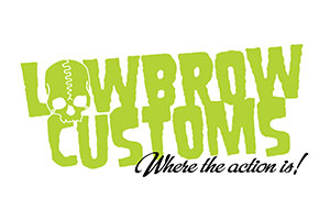 Lowbrow Customs logo
