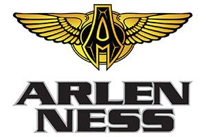 Arlen Ness logo