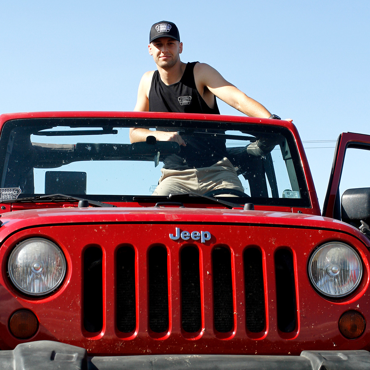 Greatest Jeeps Ever Tank