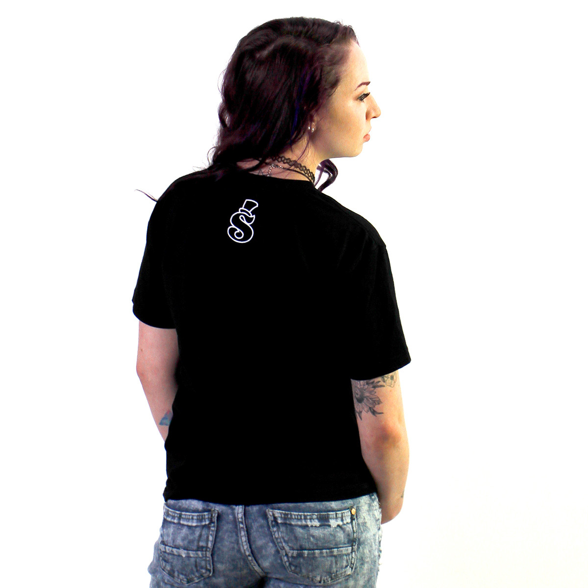 Black Strix Banner Tee