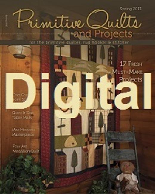 Spring 2013 - Digital Download