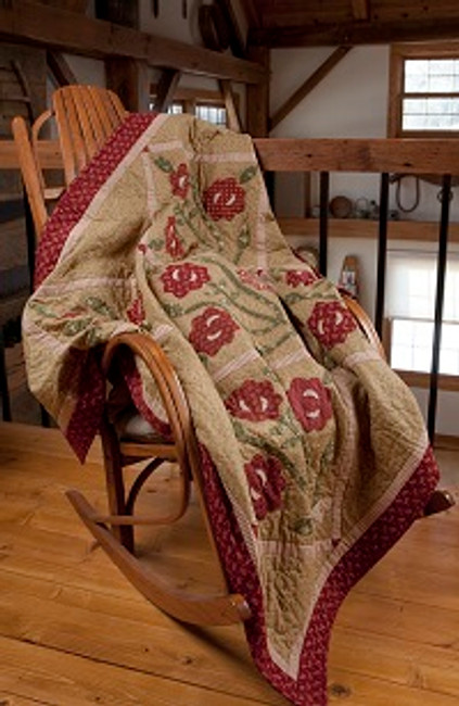 Juliet by Dawn Heese Linen Closet Quilts