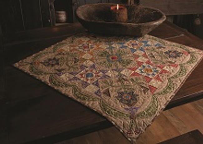 Starlit Garden Deanne Eisenman Snuggles Quilts