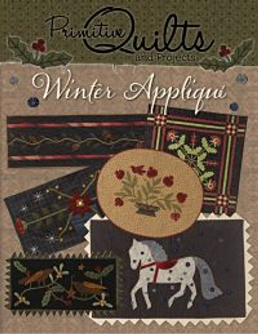 Winter Appliqué eBook (digital download)