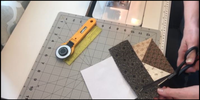 Jeni's Paper Piecing Tutorial