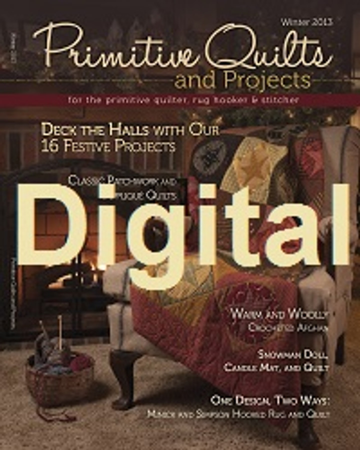 Winter 2013 Digital Download