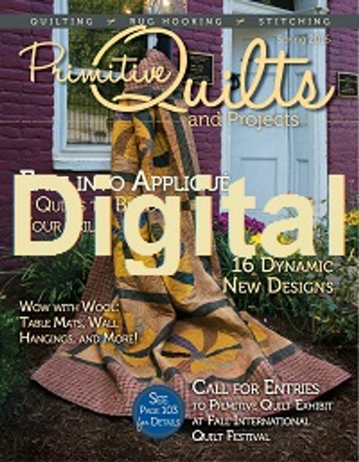 Spring 2016 Digital Download