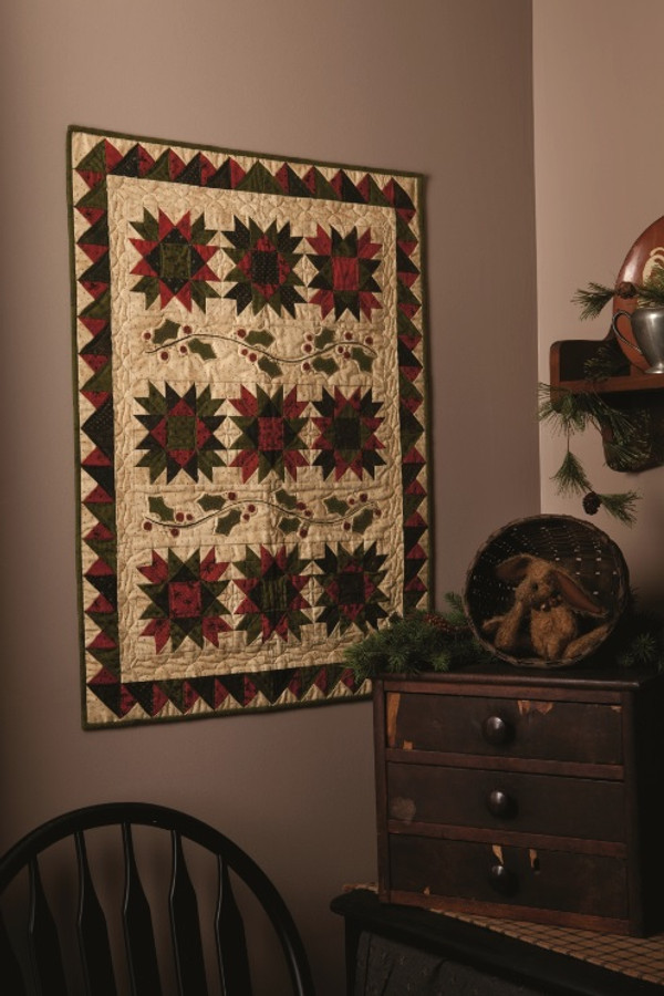Three Sisters by Yellow Creek Quilt Designs