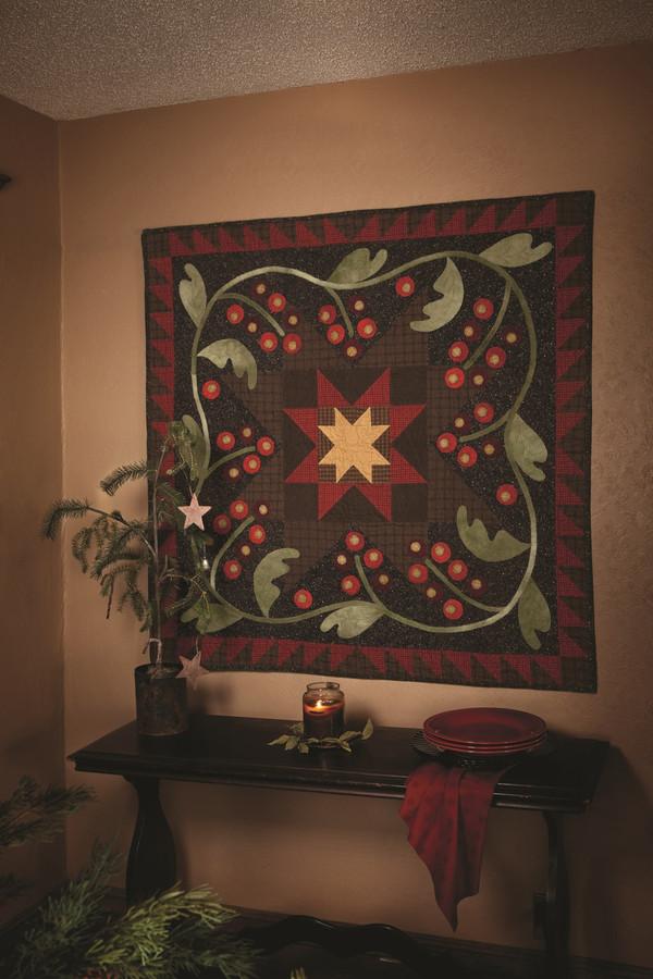 Garden Star by Bonnie Sullivan