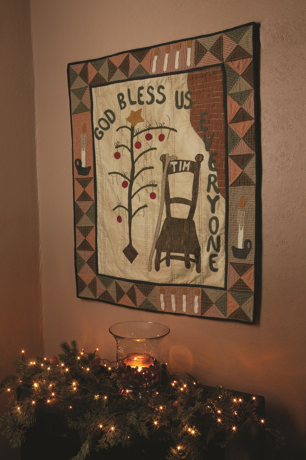 God Bless Us, Every One by Tonee White